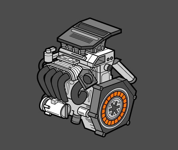 Honda Hybrid engine, L-Dopa