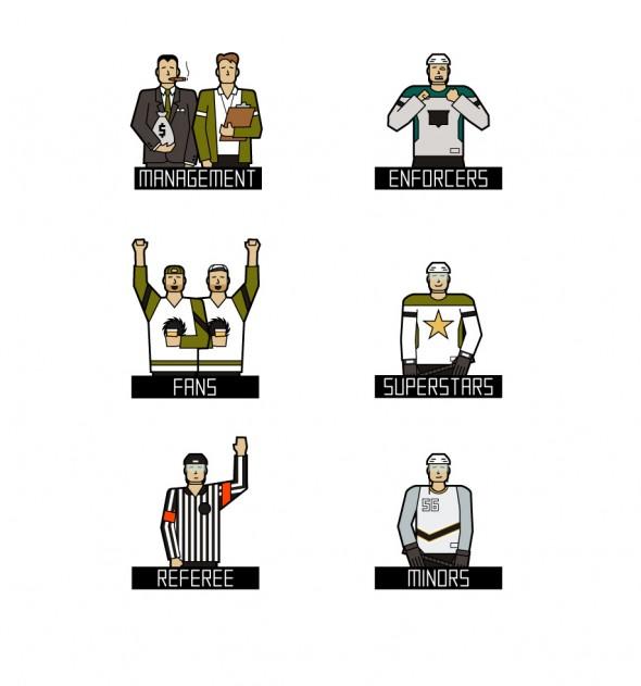 Hockey Icons, via L-Dopa
