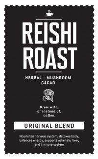 Reishi Roast