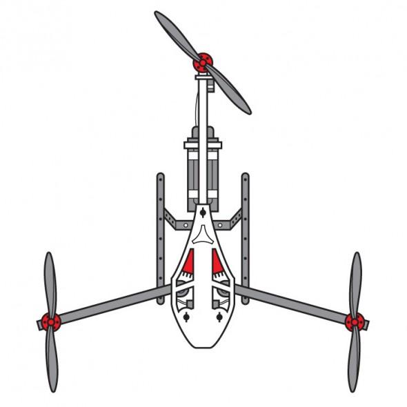 Drones, via L-Dopa